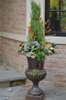 Autumn Annual Container